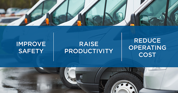 Improve safety, raise productivity, reduce operating costs with Fleet Tracking and Fleet management software from Fleet Complete.