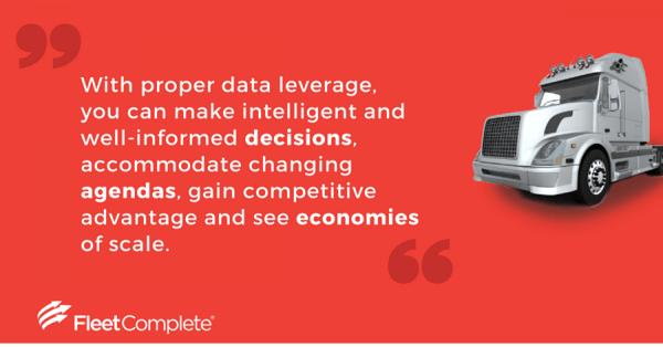 IOT blog data leverage
