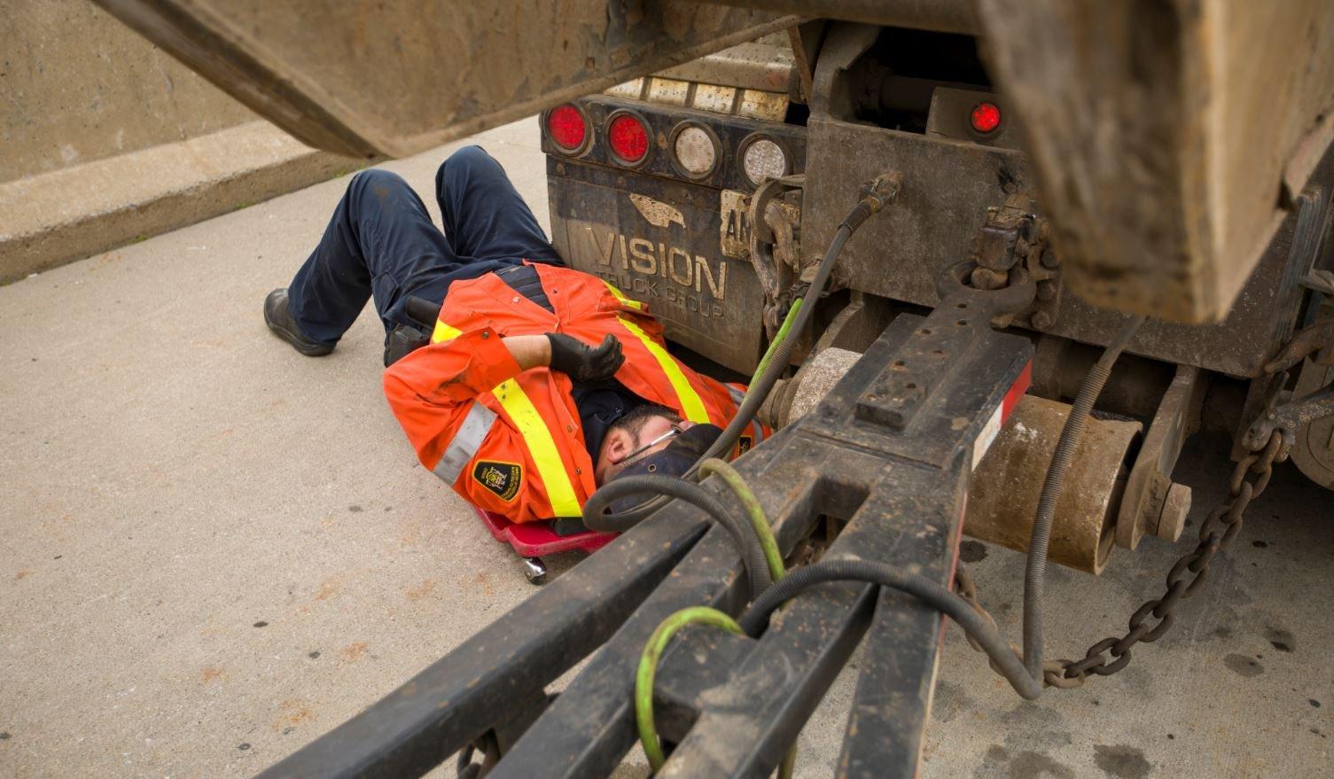 Fleet Maintenance & Inspection.