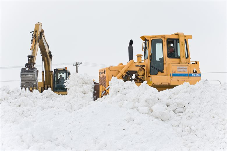 winter storm warning issued for churchill, canada